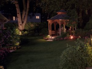 Backyard Lighting Millbury, Massachusetts