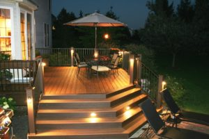 Deck Lighting Millbury, MA