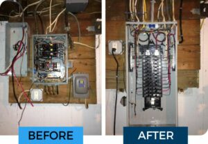 Electrical Panel Upgrade Millbury MA