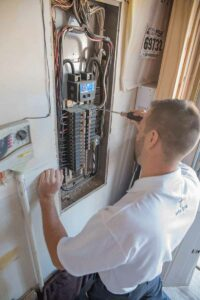 Electrical Panel Repair Owosso Michigan