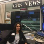 Donna Francavilla On-Air at WCBS 880, New York