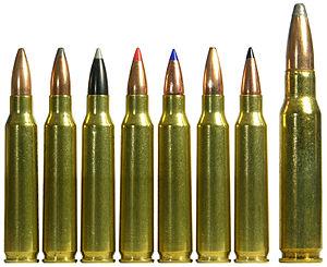 Rifles by Caliber