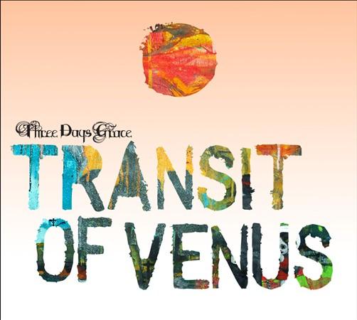 Three Days Grace 'Transit of Venus'