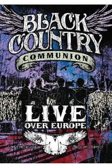 Black Country Communion 'Live Over Europe'
