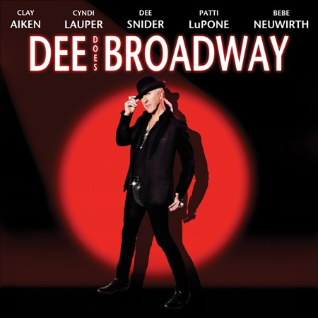 Dee Snider CD review 'Dee Does Broadway'