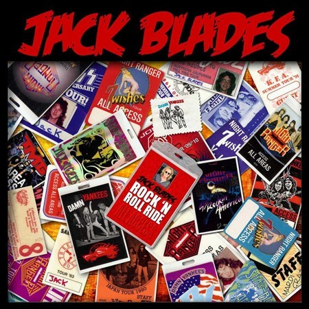 Jack Blades 'Rock N' Roll Ride'