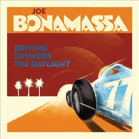 Joe Bonamassa CD Review 'Driving Towards Daylight'