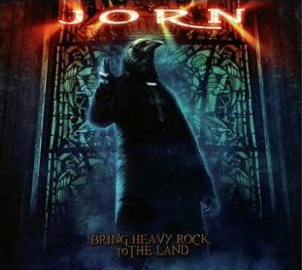 Jorn 'Bring Heavy Rock to the Land'