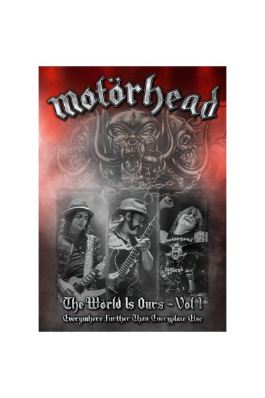 Motorhead 'The World Is Ours-Vol. 1'