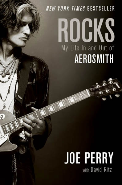 Joe Perry 'Rocks'