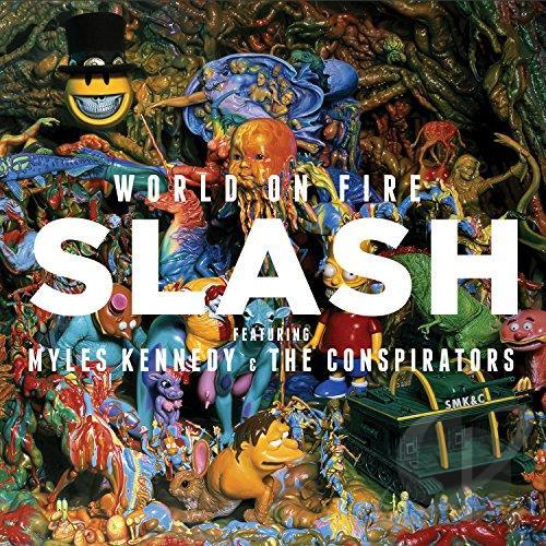 Slash Featuring Myles Kennedy & The Conspirators 'World on Fire'