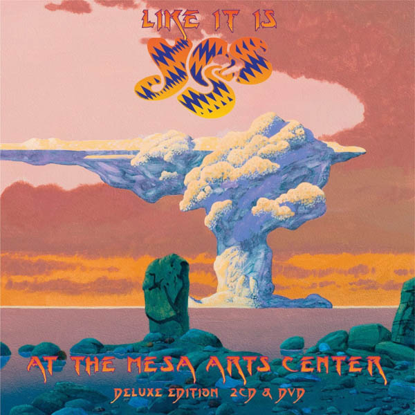 Yes 'Like It Is-At The Mesa Arts Center'