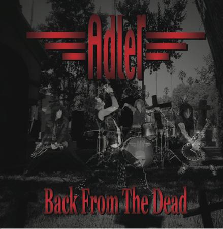 Adler 'Back from the Dead'