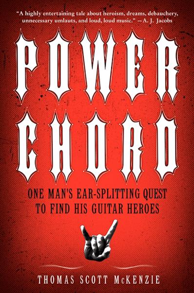 Thomas Scott Mckenzie 'Power Chord'