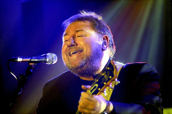 Greg Lake (Formerly Of Emerson Lake and Palmer) Interview