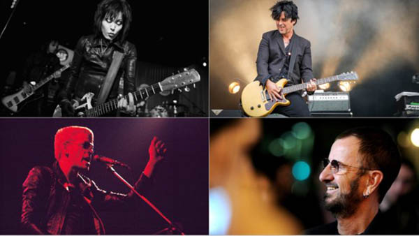 Rock and Roll Hall of Fame Announces 2015 Class