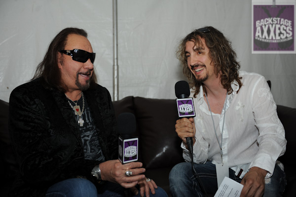 Ace Frehley (Formerly Of Kiss) Interview