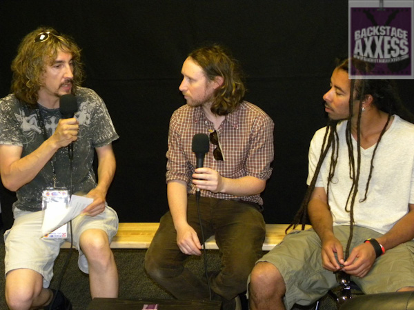 Mike Einziger and Chris Kilmore (Incubus) Interview