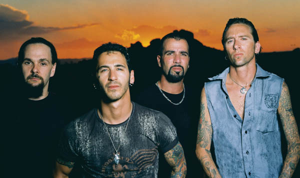 CONGRATULATIONS TO KRYSTAL SELVIDGE FOR WINNING THE Godsmack 1000HP Autographed CD Giveaway