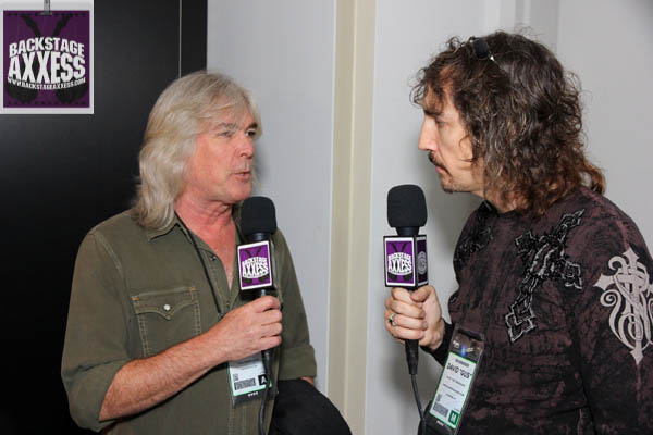 Cliff Williams (AC/DC) Interview