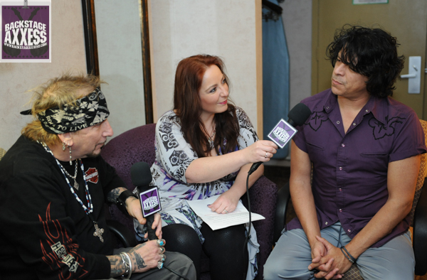 Jack Russell and Tony Montana (Jack Russell's Great White) Interview