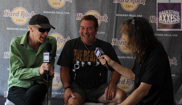 Billy Sheehan and Paul Varga (Talas) Interview