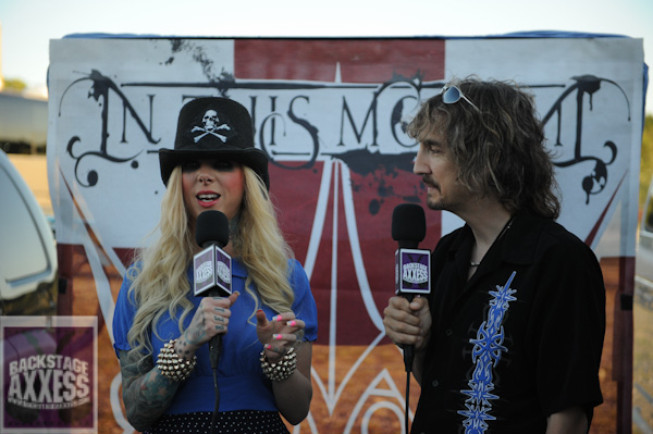 Maria Brink (InThis Moment) Interview