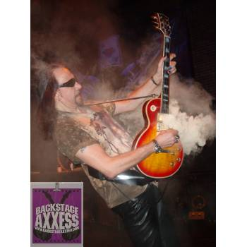 Ace Frehley Interview