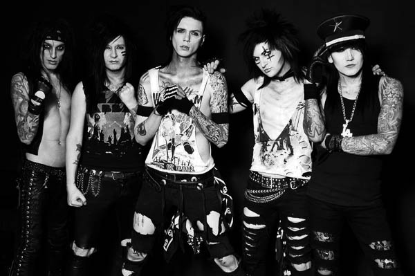CONGRATULATIONS TO MICHAEL WOODS OF MENANDS, NY FOR WINNING the autographed Black Veil Brides prizepack