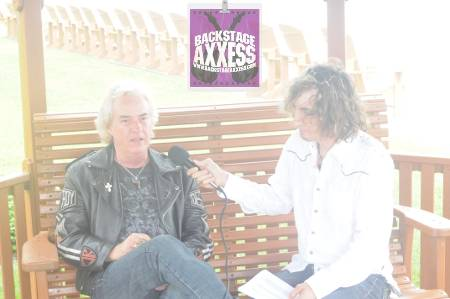 Howard Leese (Paul Rodgers / Bad Company) Interview