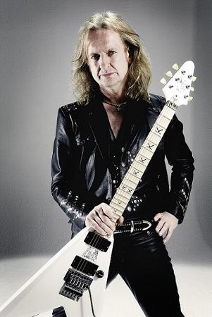 KK Downing (Judas Priest) Interview