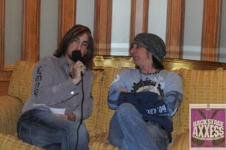 John Corabi (Monster Circus) Interview