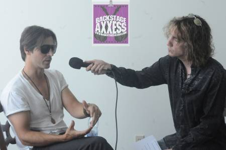 Raine Maida (Our Lady Peace) Interview