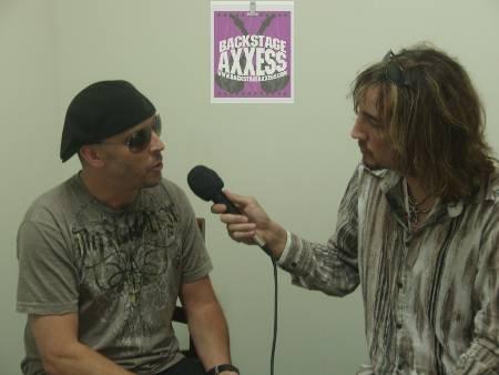 Scott Rockenfield (Queensryche) Interview