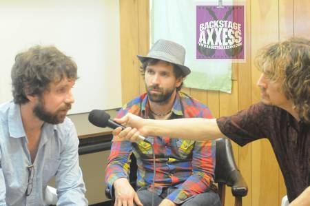 The Trews Interview