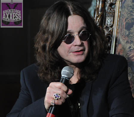 """Congratulations to Larry Fiorella for winning Ozzy's 30 Year Anniversary Expanded Editions of """"Blizzard of Oz"""" and """"Diary of a Madman"""" CD's"""