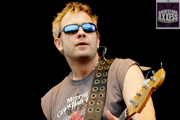 3 Doors Down Bassist Todd Harrell Charged
