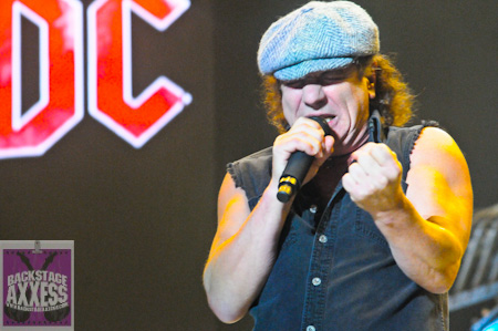 Win a signed copy of AC/DC vocalist Brian Johnson's new book