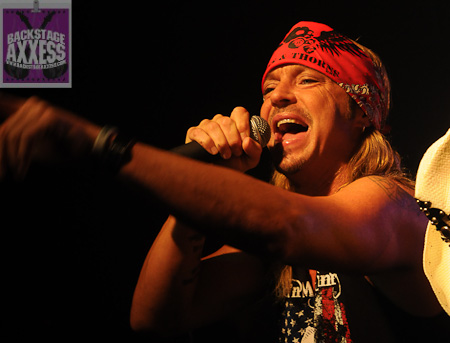 Win 2 tickets to see Bret Michaels at the Rapids Theater in Niagara Falls, NY!