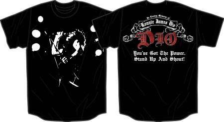 Dio memorial package available