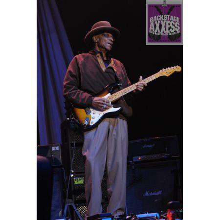 Blues legend Hubert Sumlin dies