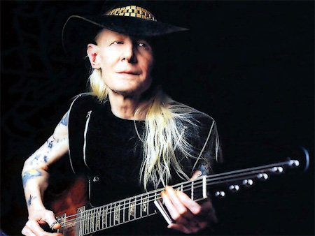 CONGRATULATIONS TO DON LEVULIS for winning the Tickets and Meet and Greet Passes for Johnny Winter!!