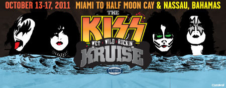 CONGRATULATIONS TO MIKE WILLIAMS OF MURFREESBORO, TN FOR WINNING THE KISS KRUISE CABIN FOR YOU AND A GUEST!!