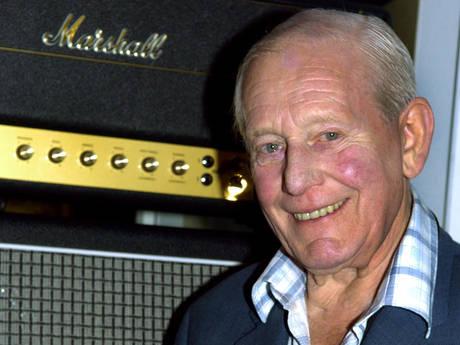 Jim Marshall of Marshall Amplifiers Dies