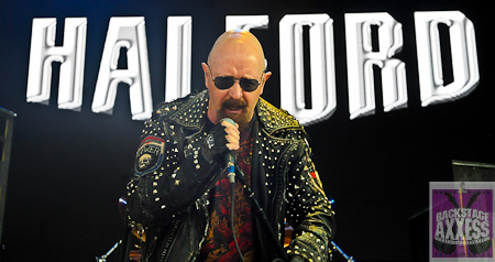 Congratulations to Brandon Arnold of Kingston, Washington who won the AUTOGRAPHED COPY OF HALFORD'S LATEST CD 'MADE OF METAL'