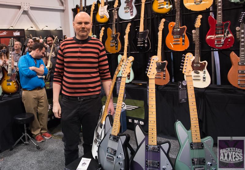 Billy Corgan (Smashing Pumpkins) Interview
