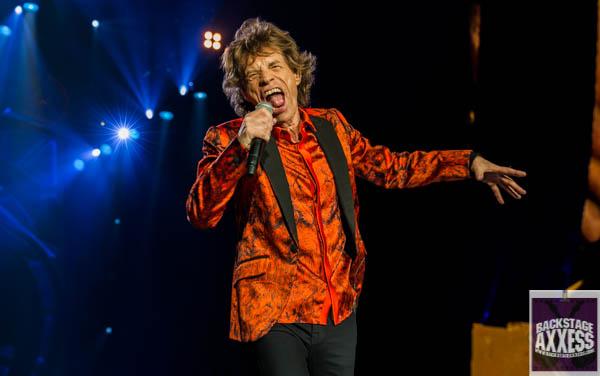 The Rolling Stones @ Ralph Wilson Stadium, Orchard Park, NY 7-11-15