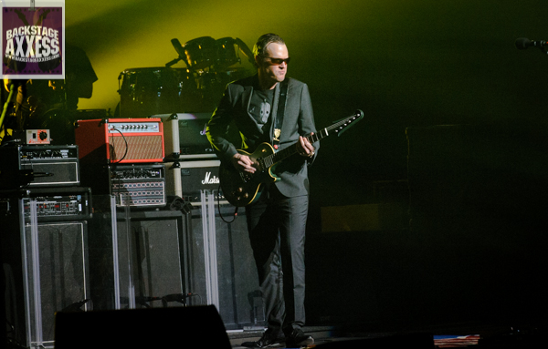 Joe Bonamassa @ Shea's Performing Arts Center, Buffalo, New York 5-9-14