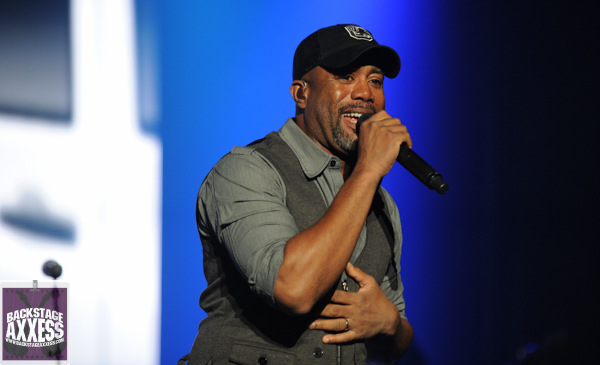 "DARIUS RUCKER TEASES NEW MUSIC DURING 8AM HOUR OF NBC'S ""TODAY"""