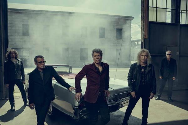 David Bryan and Tico Torres of Bon Jovi Interview